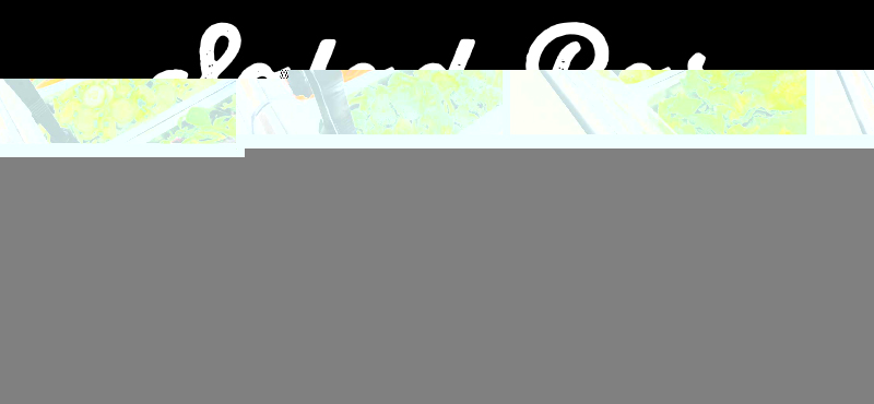 Introducing our Salad Bar – Crayke Primary School